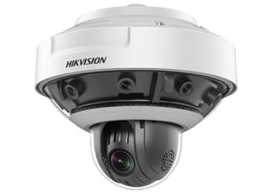 HikVision 360 Panoramic+PTZ Camera